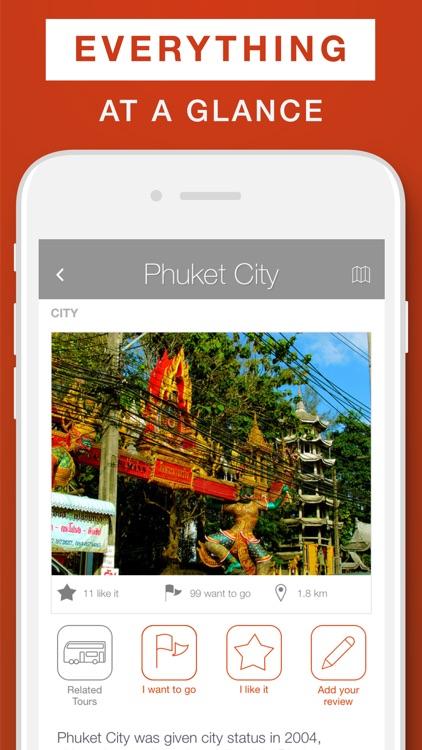 Phuket - Travel Guide & Offline Map