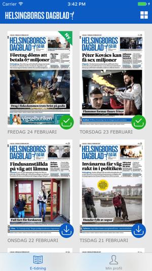 HD E-tidning i App Store ff557f52d1a62