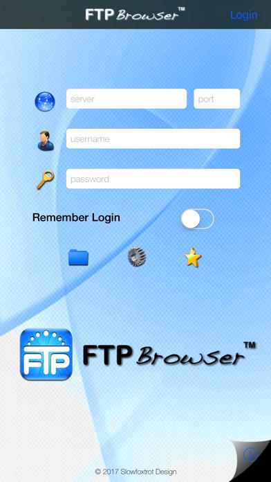 FTP Browserのおすすめ画像1