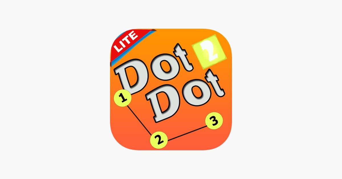 Von Punkt zu Punkte: Lernen Färbung Spiele Kinder im App Store