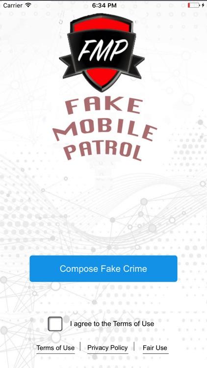 Fake Mobile Patrol