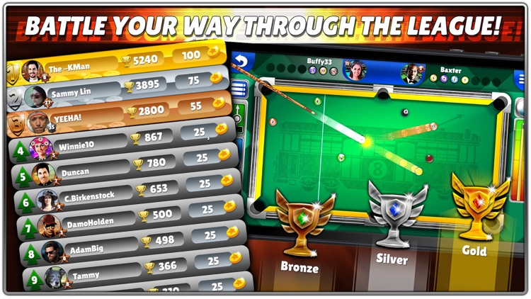 Pool Rivals™ - 8 Ball Pool screenshot-3