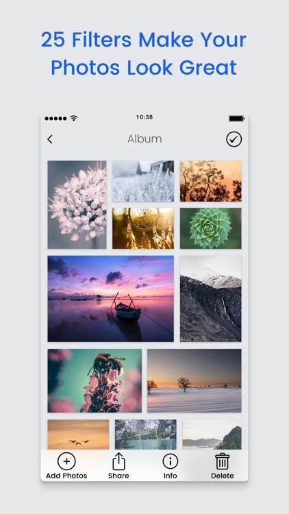 Photo Scanner Pro: Filter, Fix screenshot-4