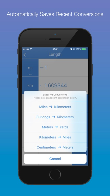 Convertizo 3 - Convert Units and Currency in Style screenshot-4