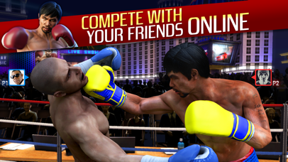 Real Boxing Manny Pacquiao screenshot 5