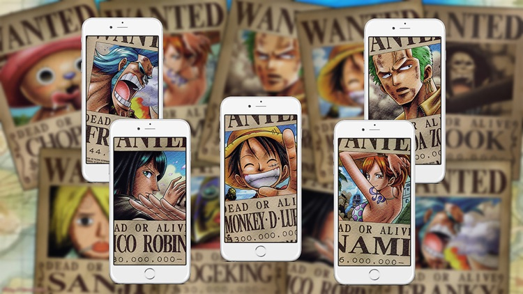 HD Wallpapers for One Piece screenshot-3