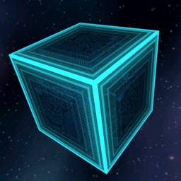 Ícone do app Data Cube : The 3D Minesweeper