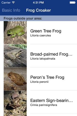 Frog Croaker - náhled