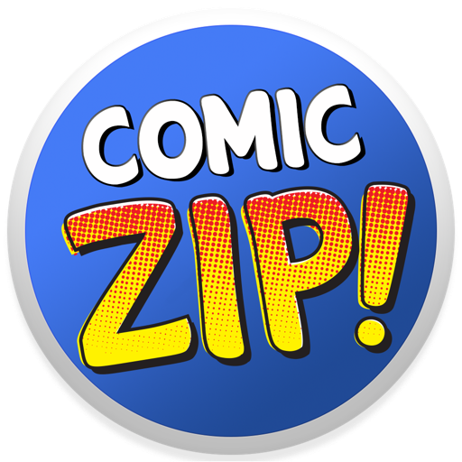 Comic Zipper