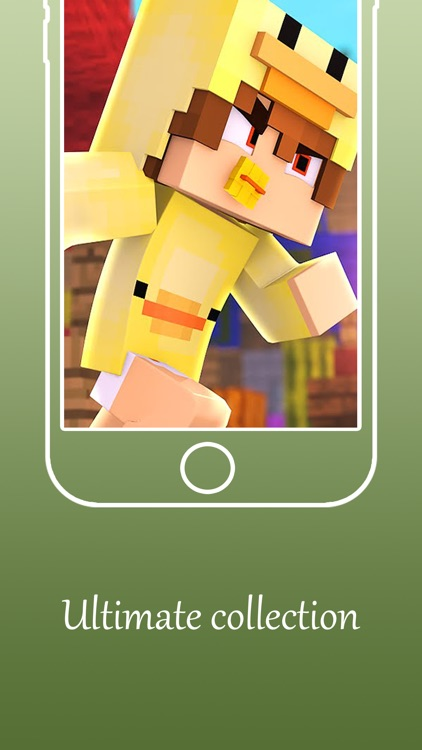 Super Wallpapers For MCPE