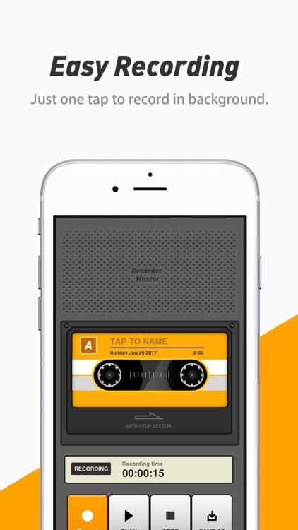 Voice Recorder - Best Recording & Voice Memos App