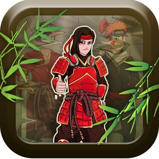 Create Your Own Avatar Anime Ninja Boys iOS App