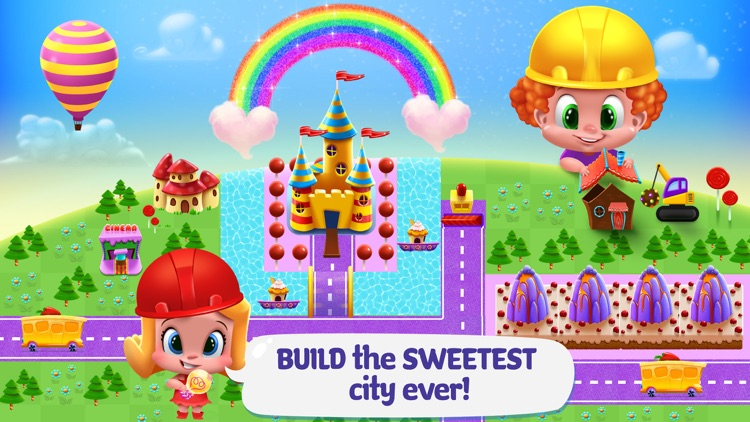 City Builders - Build Your Dream Town