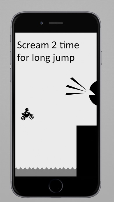 Stickman Scream Hero screenshot 2