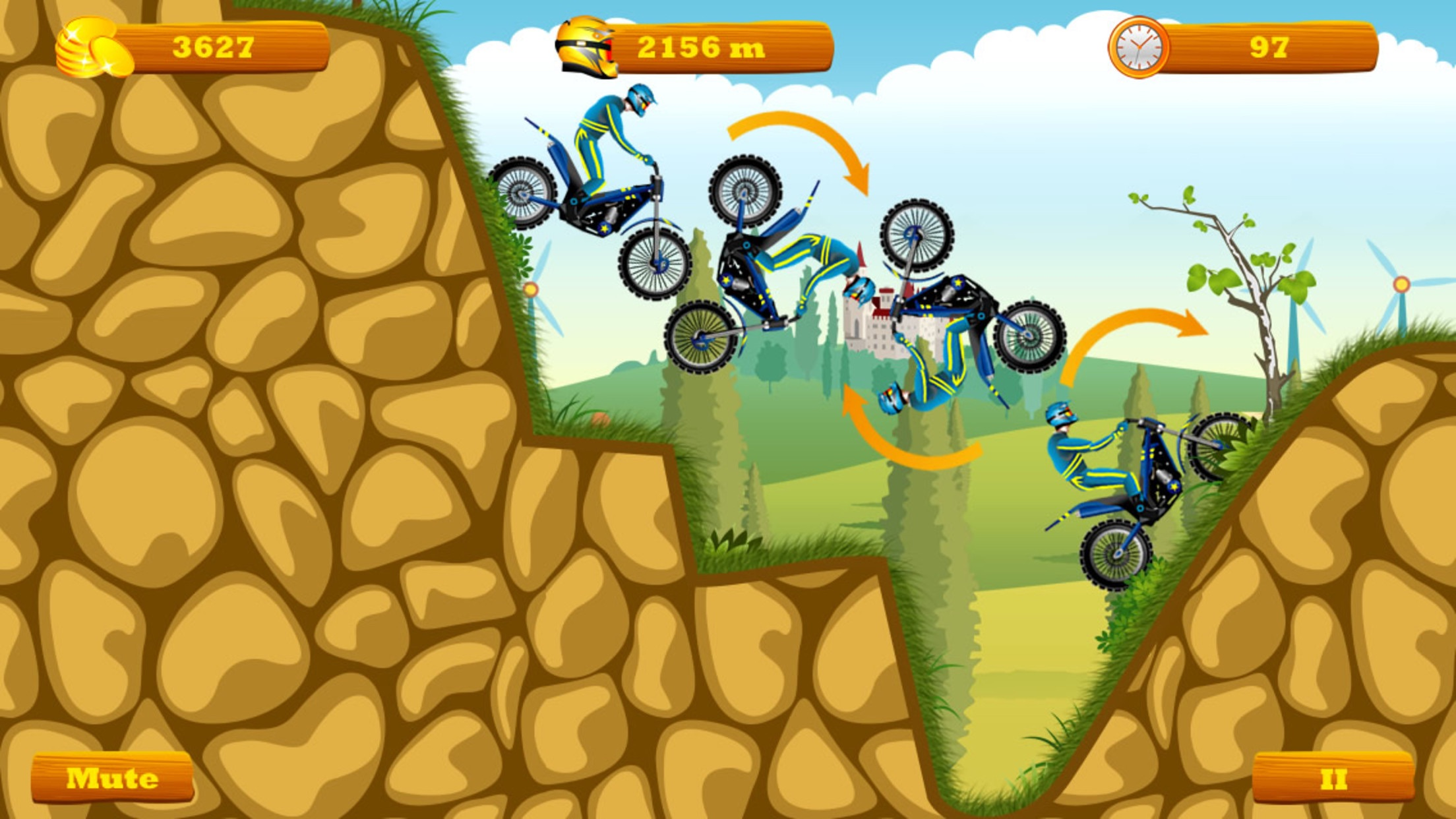 Screenshot do app Moto Hero