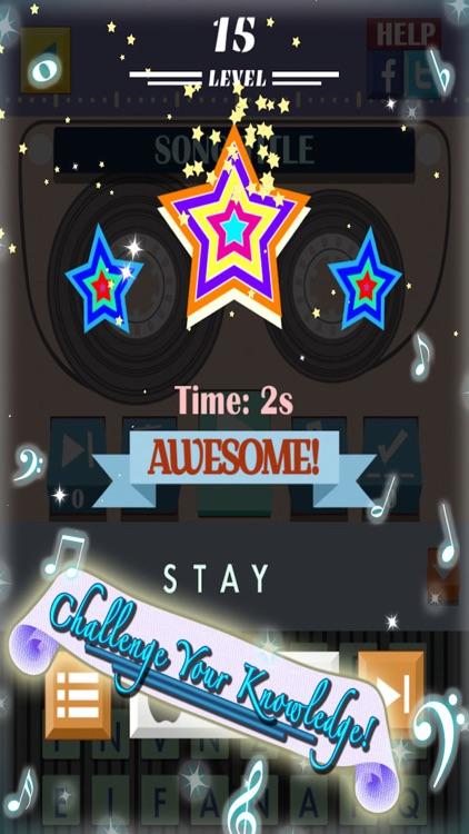 Pop Music Game screenshot-4