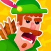 Bowmasters (Ad Free) - Top Multiplayer Bowman Game Reviews