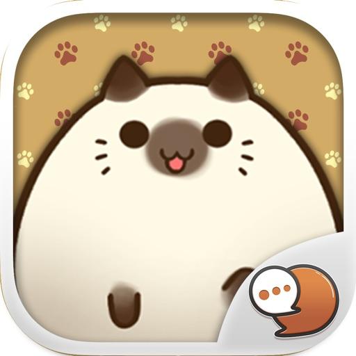 Mochi Cat Stickers & Emoji Keyboard By ChatStick