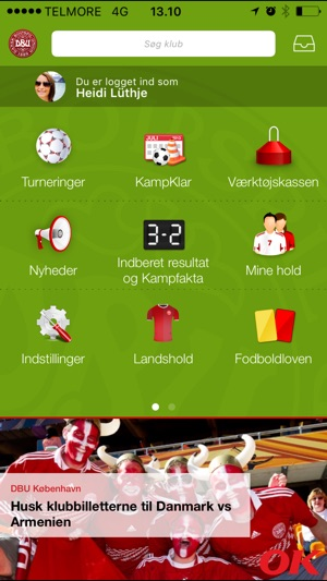dbu app