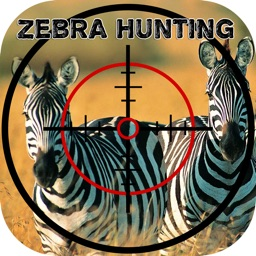 3D Hunting Zebra - Wild Hunter with Sniper