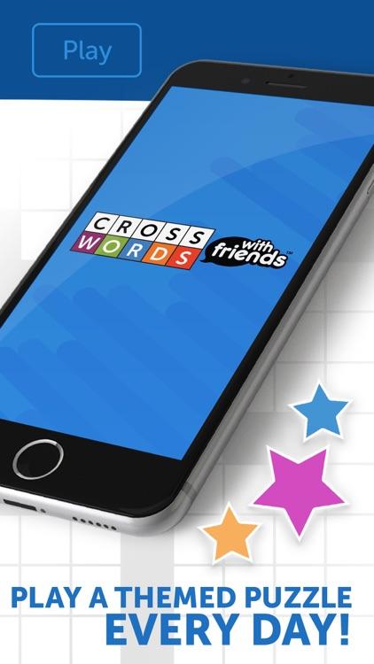 Crosswords With Friends screenshot-0