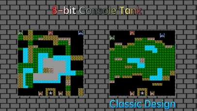 8-bit Console Tank screenshot 2