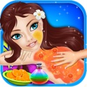 Pink Princess Full Body Spa - Girls game
