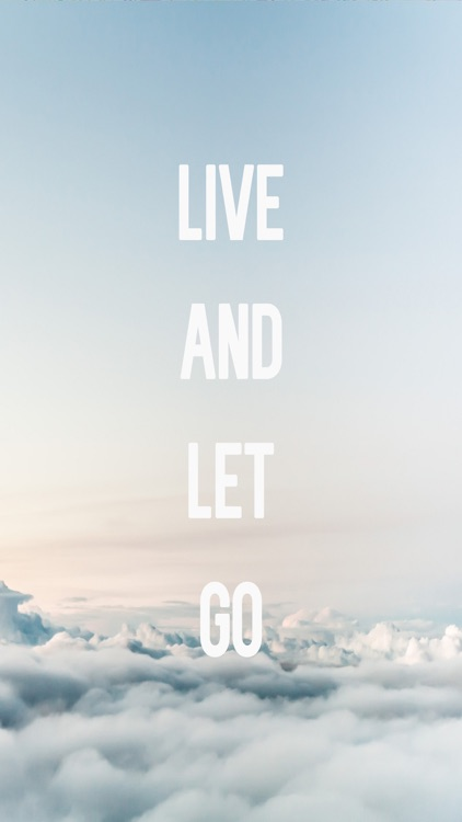 Letting Go Wallpapers Let It Go Quotes Wallpaper By Janice Ong
