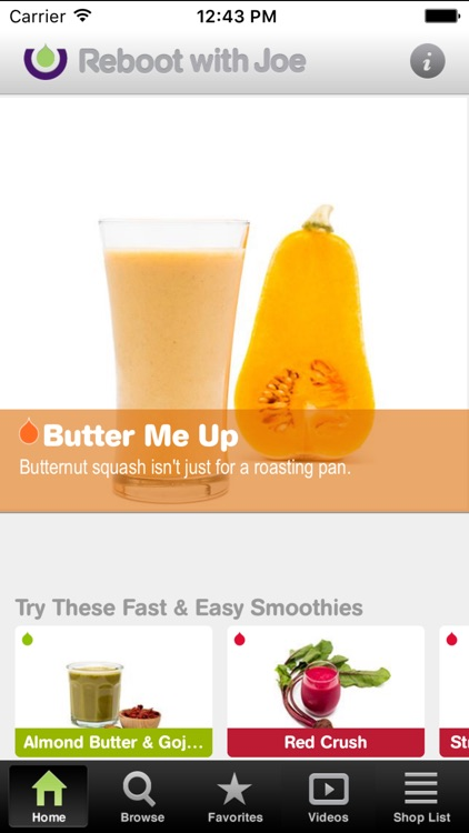 101 Smoothie Recipes screenshot-0