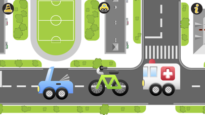Toy Cars Play Matのおすすめ画像4