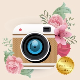 Flower Photo Frames Editor PRO