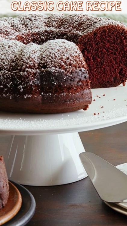 Classic Cake Recipe