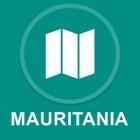 モーリタニア : オフラインGPSナヒケーション icon