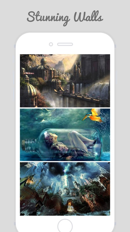 Fantasy Wallz Best Collection of Fantasy Wallpaper screenshot-1