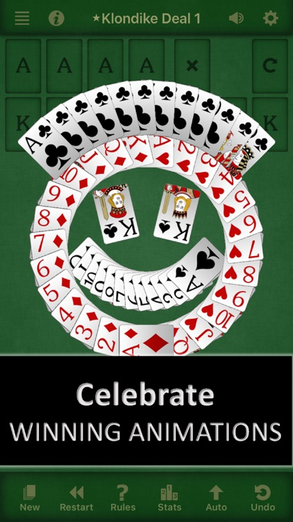 Solitaire Card Games by Solebon screenshot-3