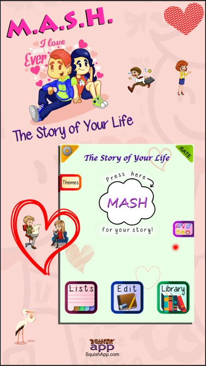 MASH Lite - The Story Of Your Life