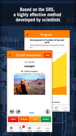 Screenshot #2 pour Apprendre le Français