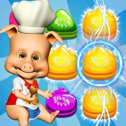 Cookie Blast: Sweet Match 3 Game