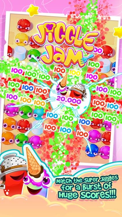 JIGGLE WATTS -JELLY MATCH GAME