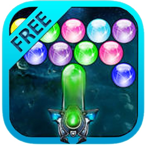Bubble Shoot Deluxe - Arcade & Puzzle Game