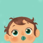 Babies Sticker icon