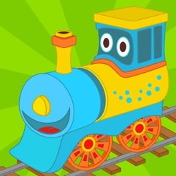 Game Train for kids