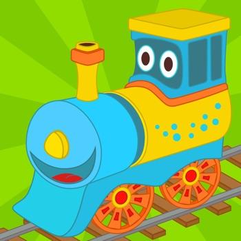 Leerzame Spelletjes Trein Voor Kleuters Kinderen App Voor