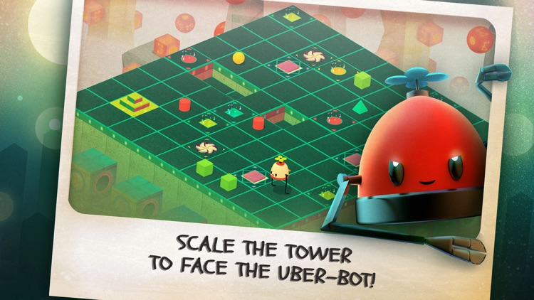 Roofbot: Puzzler On The Roof screenshot-3