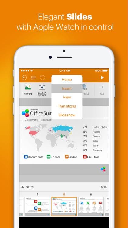 OfficeSuite for MobileIron screenshot-3