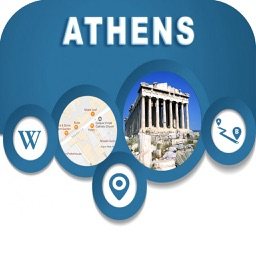 Athens Greece Offline Map Navigation GUIDE