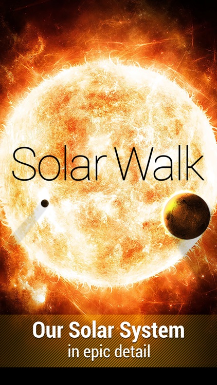 Solar Walk - Explore Space and Planets System 3D