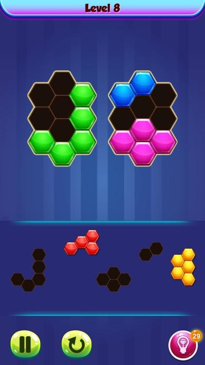 Hexa Blast! Block Puzzle Game
