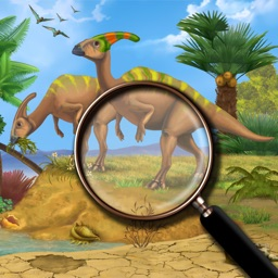 Dinosaurs Hidden Objects