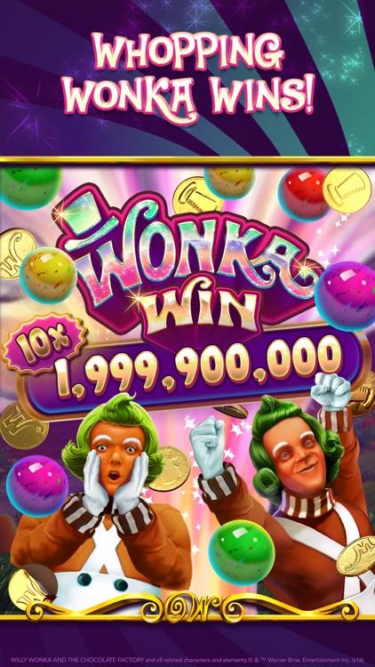 Willy Wonka Slots: Vegas Casino Slot Machines screenshot-4
